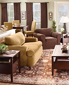 Dining Room Chairs Couch Covers, Sofa and Chair Slipcovers - Macy\'s