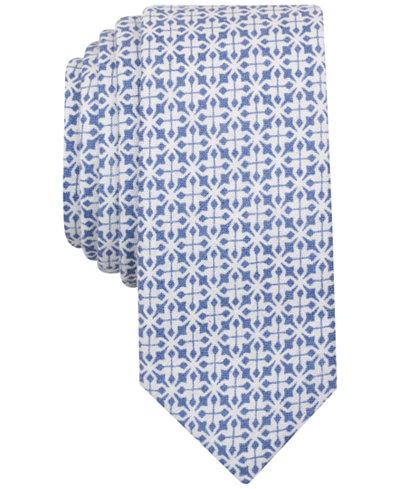 Original Penguin Men's Lido Motif Tie