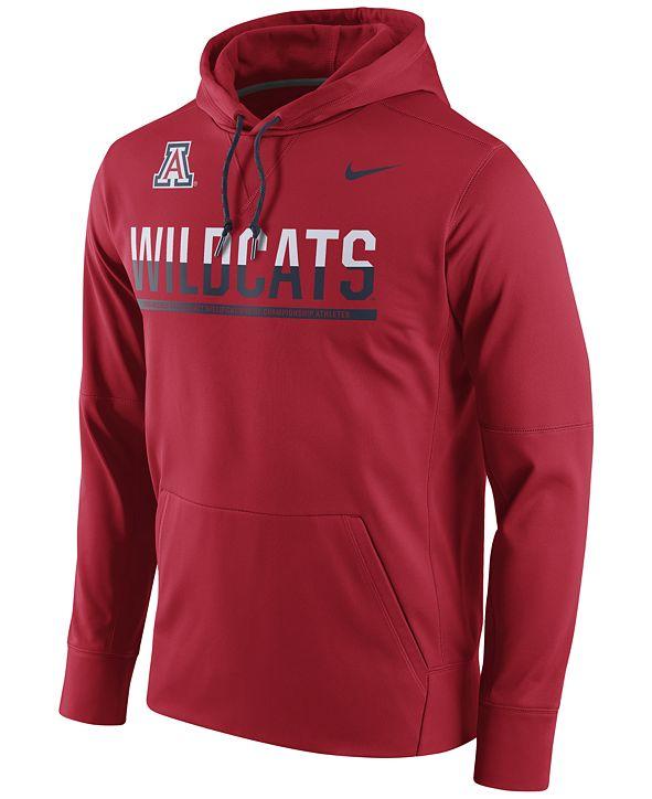 Nike Men's Arizona Wildcats Circuit Hoodie