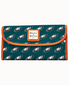 Dooney & Bourke Philadelphia Eagles Clutch