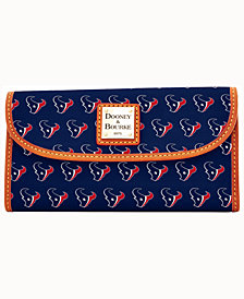 Dooney & Bourke Houston Texans Clutch