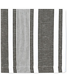 Noritake Mara Colorwave Graphite Collection 4-Pc. Napkin Set