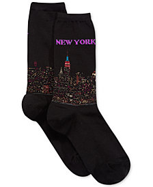 Hot Sox Women's New York Socks