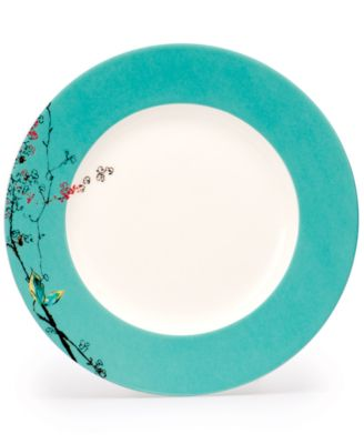 Simply Fine Chirp Dinner Plate