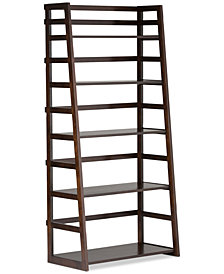 Avery Ladder Shelf, Quick Ship