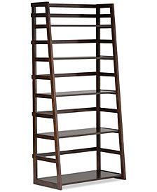 Avery Ladder Shelf, Quick Ship