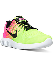 Nike Men's LunarGlide 8 Running Sneakers from Finish Line