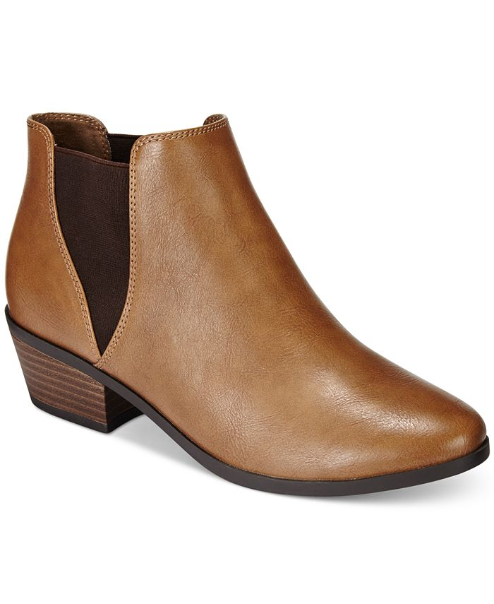 Call It Spring - Moillan Pull-On Booties