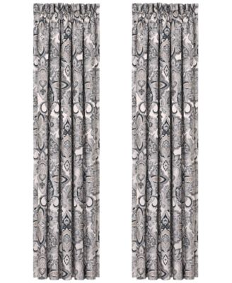 "J. Queen New York Giuliana 100"" x 84"" Pair of Window Panels"