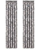 """J. Queen New York Giuliana 100"""" x 84"""" Pair of Window Panels"""