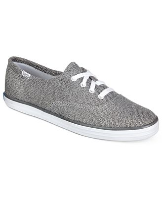 Keds Women's Sweatshirt Jersey Lace-Up Sneakers