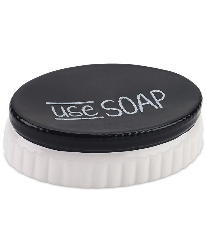 Avanti - Chalk it Up Soap Dish