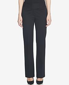 Slim Bootcut Pants
