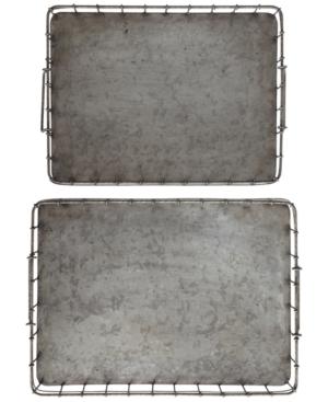 Decorative Iron Tray,...