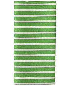 kate spade new york Harbour Drive Green Napkin