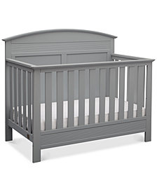 Borman 4-in-1 Convertible Crib, Quick Ship