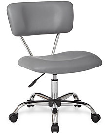 Facey Task Office Chair, Quick Ship