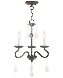 Callisto 3-Light Mini Chandelier
