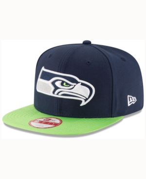 New Era Seattle Seahawks Official Sideline 9FIFTY Cap