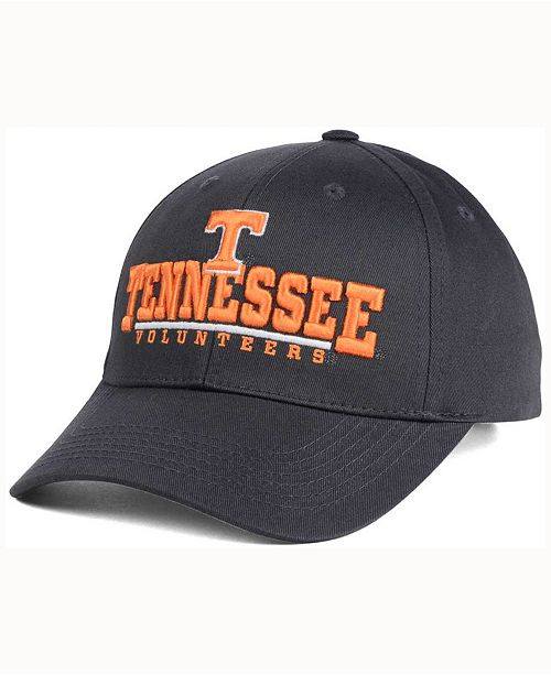 lowest price ba03d a3bde ... Top of the World Tennessee Volunteers Charcoal Teamwork Snapback Cap ...