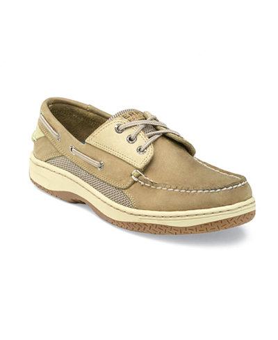 Sperry Men's Billfish 3-Eye Boat Shoe - All Men's Shoes - Men - Macy's
