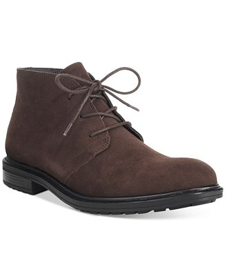 Alfani Men's Max Chukka Boots, Only at Macy's - All Men's Shoes ...