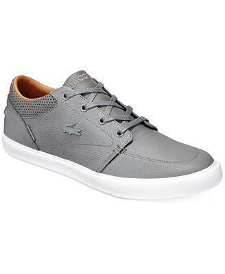 Lacoste Women's Shoes, Leren Wedge Booties - Boots - Shoes - Macy's.