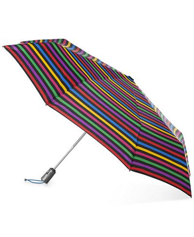 Totes Titan® Auto Open Close Umbrella with NeverWet®