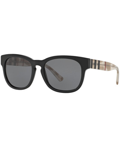 Burberry Polarized Sunglasses, BE4226