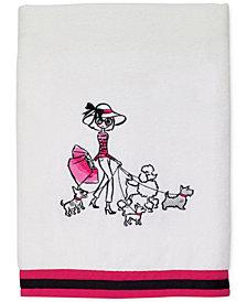 """Avanti Chloe 27"""" x 50"""" Bath Towel"""