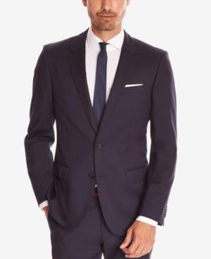 Boss Men's Slim-Fit Italian Virgin Wool Sport Coat