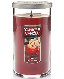 Yankee Candle Harvest Pillar