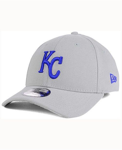 cheaper c270f a8b51 New Era Kansas City Royals Coop 39THIRTY Cap ...