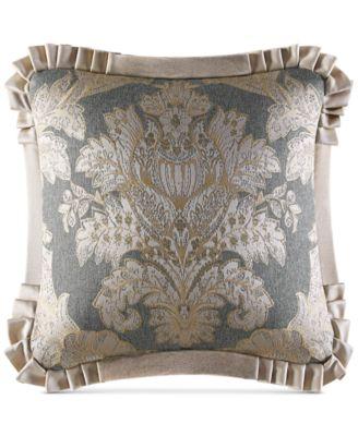 """J. Queen New York Rialto 20"""" Square Decorative Pillow"""