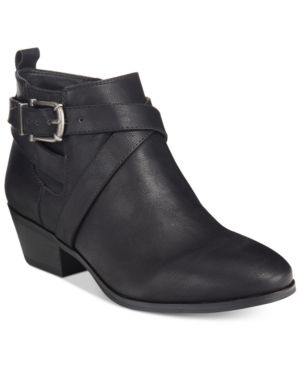 Style & Co Harperr Strappy Booties, Created for Macy