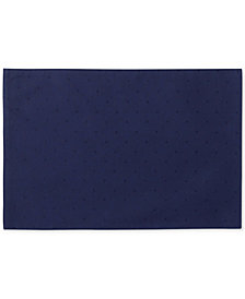kate spade new york Larabee Dot Navy Placemat
