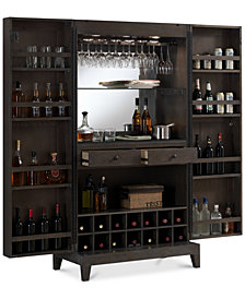 Fairfield Wine Cabinet, Quick Ship