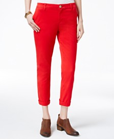 Tommy Hilfiger Chino Pants, Created for Macy's