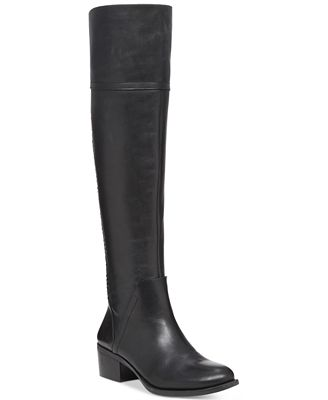 Vince Camuto Bendra Tall Wide-Calf Boots - Boots - Shoes - Macy's