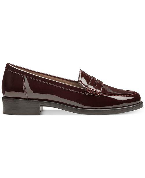 79dbc22952b Aerosoles Main Dish Penny Loafers   Reviews - Flats - Shoes - Macy s