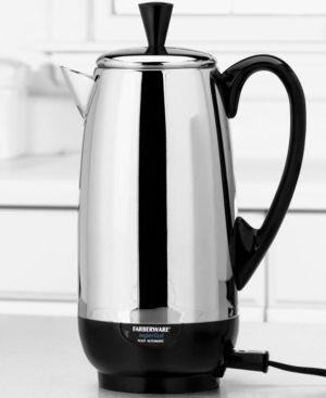 Farberware FCP412 Millennium Automatic 12-Cup Percolator Coffee Maker