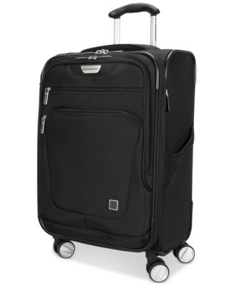 "Palm Springs 21"" Expandable Carry-On Spinner Suitcase"