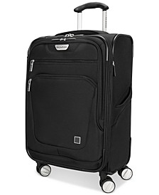 "CLOSEOUT! Palm Springs 21"" Expandable Carry-On Spinner Suitcase"