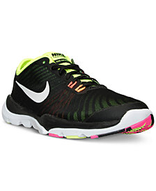 Nike Women's Flex Supreme TR 4 ULTD Training Sneakers from Finish Line