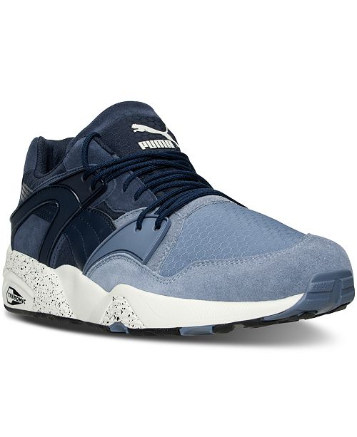 quality design 7c167 d87f6 ... Puma Men s Blaze Winter Tech Casual Sneakers from Finish ...