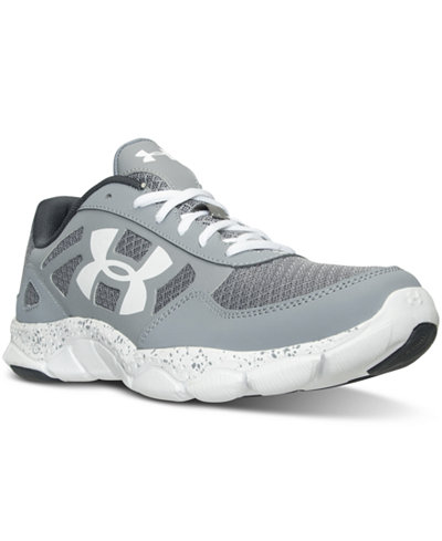 Under Armour Men's Micro G Engage Running Sneakers from Finish Line