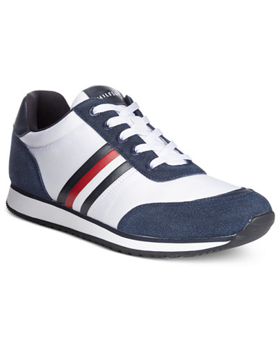 Tommy Hilfiger Men's Massena Low-Top Sneakers