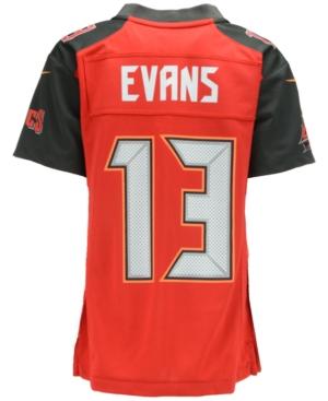 Nike Mike Evans Tampa Bay Buccaneers Game Jersey, Big Boys (8-20)