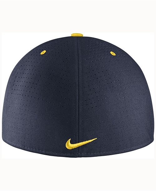 pretty nice 3bc18 559d1 1 reviews. Nike Michigan Wolverines True Vapor Fitted Cap ...