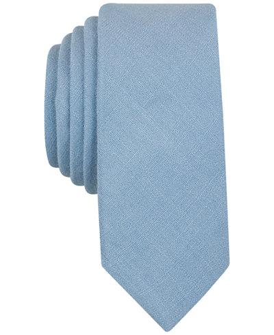 Original Penguin Men's Dario Solid Slim Tie